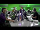 (Travis) Fran and Dougie's interview with The Chris Moyles Show On Radio X