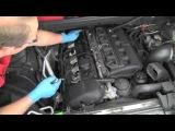 Part 1- Замена прокладки клапанной крышки BMW 6-цилиндровый