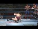 Zeus, The Bodyguard, KAI, Atsushi Maruyama vs. Naoya Nomura, Yoshitatsu, Dylan James, Koji Iwamoto (AJPW - Champion Carnival 201