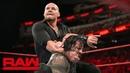 Roman Reigns vs Baron Corbin No Disqualification Universal Title Match Raw Sept 17 2018