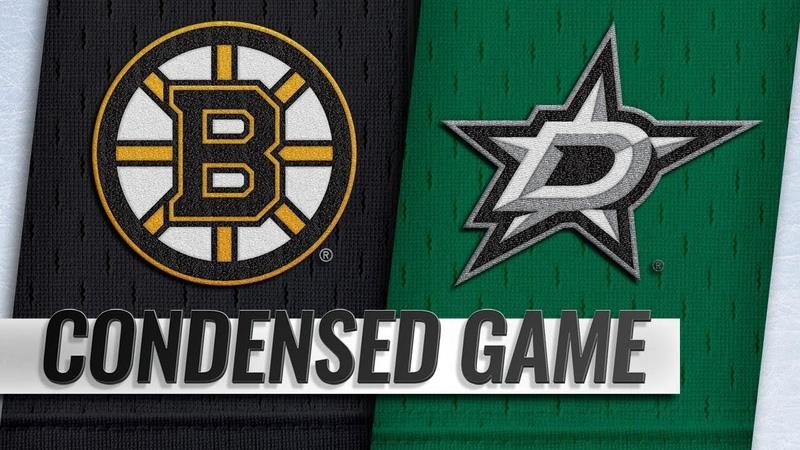 11/16/18 Condensed Game: Bruins @ Stars