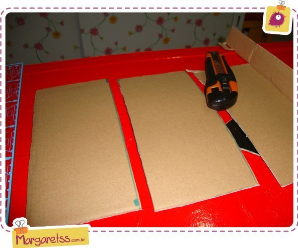 Коробка для книжек