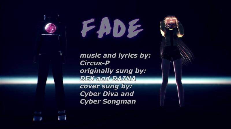 Vocaloid FADE Cyber Songman Cyber Diva