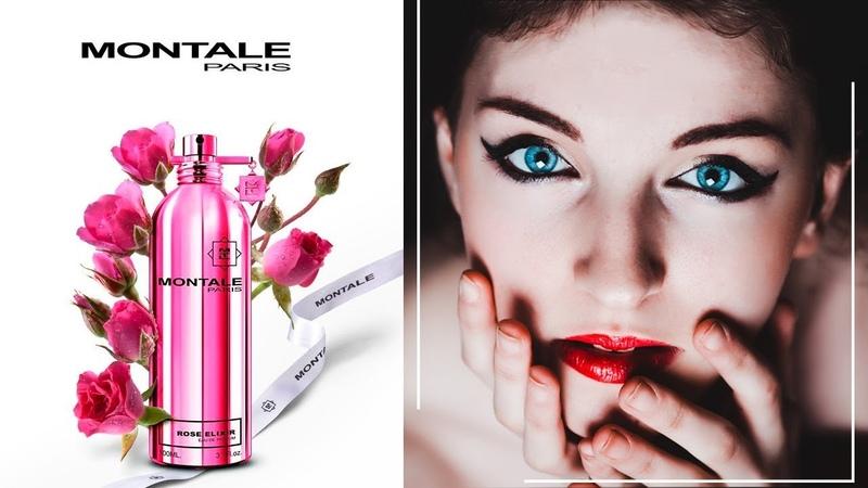 Montale Roses Elixir Монталь Роза Эликсир - обзоры и отзывы о духах
