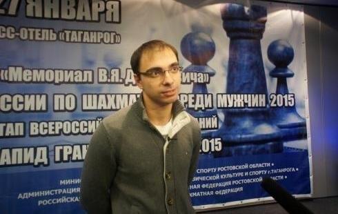 В Таганроге проходит Кубок России по шахматам «Мемориал В.Я. Дворковича»