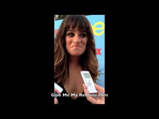 GLEE's Lea Michele Talks Finn, Brody & Life in NYC