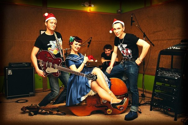 12.01 Gazoliners в EverJazz