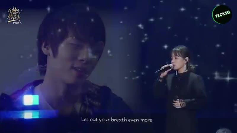 [ENG] 180111 Tribute to SHINee Jonghyun - Lee Hi '한숨 (BREATHE)'