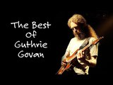 The Best Of Guthrie Govan Amazing Guitar Solo Maestro
