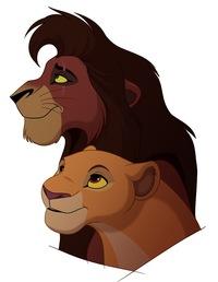 король лев картинки кову