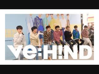 [VE-HIND] Behind the scene of Now High-touch with VERIVERY