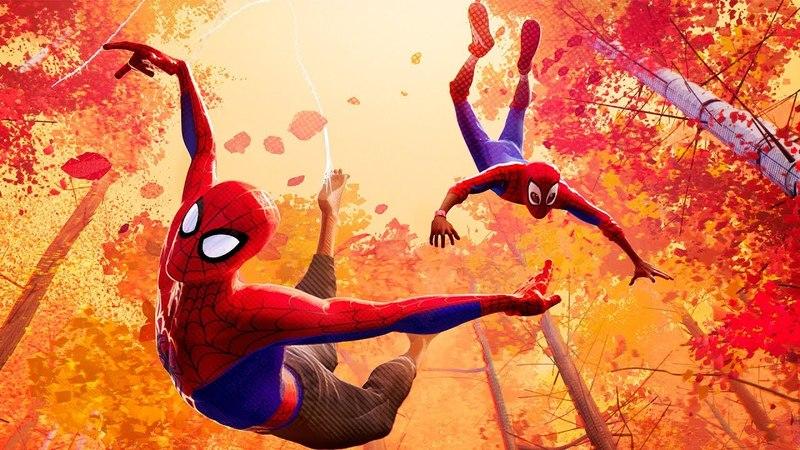 Человек-паук: Через вселенные — Второй трейлер (2018)