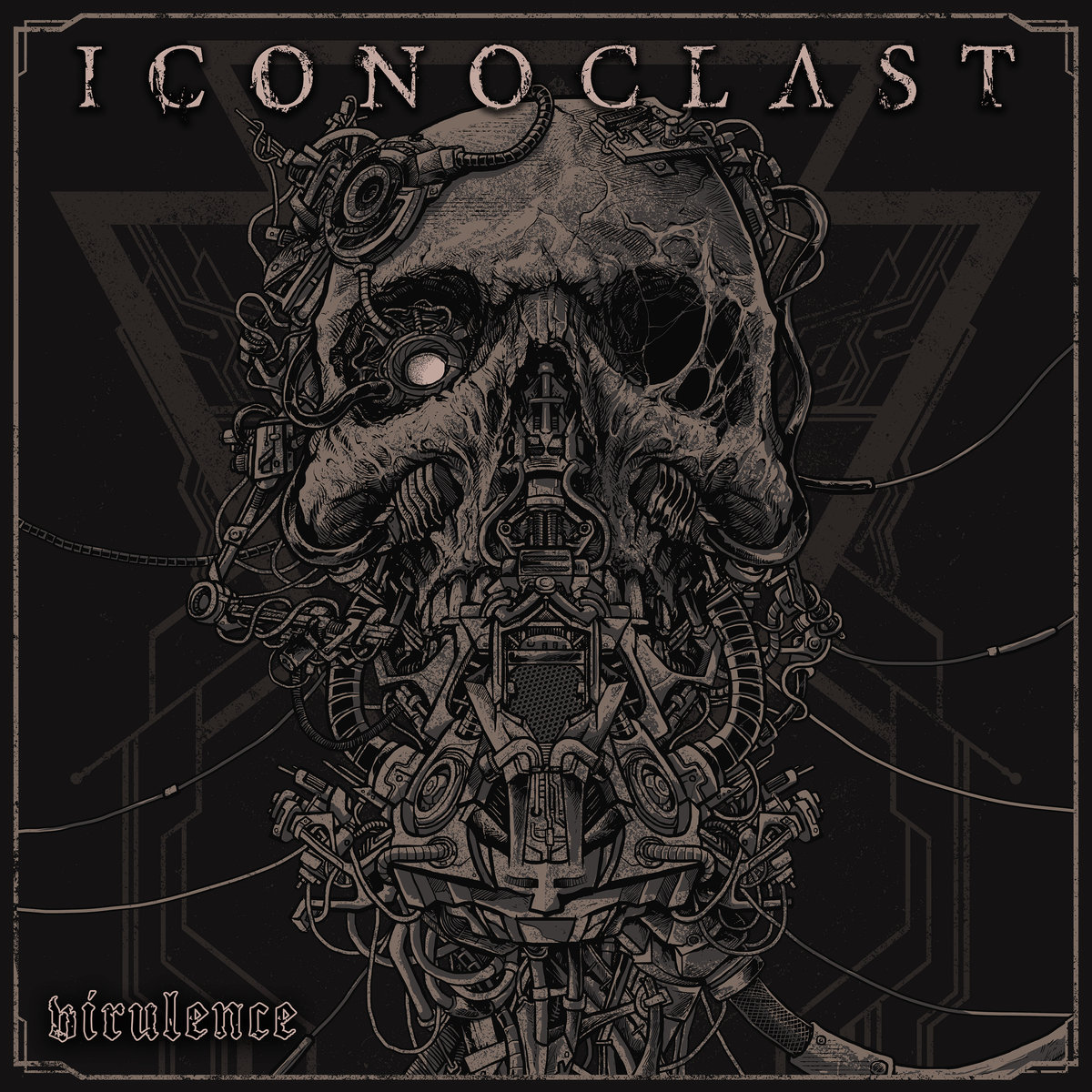 Iconoclast - Virulence [single] (2018)