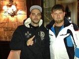 Рамзан Кадыров и Тимати и какойто герой России