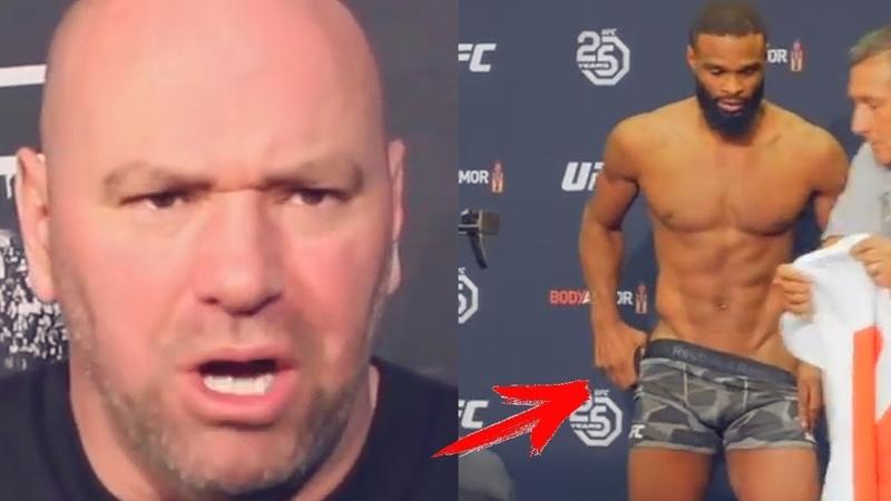 СКАНДАЛ ПЕРЕД UFC 228! Дана Уайт лишил бойца титула Чемпиона
