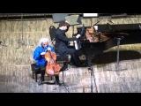 Равель Кадиш Миша Майский (виолончель) Лукас Генюшас (фортепиано)