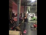Сейчас у нас проходит зажигательная тренировка FTR-CROSS у Алёны Юрьевой 👍🏻🤗 #праймфитнес #праймфитнестамбов #fitness #спорт
