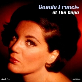 Connie Francis альбом Connie Francis at the Copa
