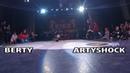 King of the Dance BBoy Berty vs BBoy Artyshock
