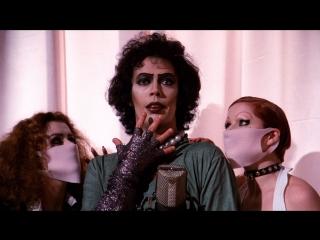 Rocky horror picture show 1975 / шоу ужасов рокки хоррора hd 720 rus