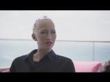 Will Smith  на свидании с роботом