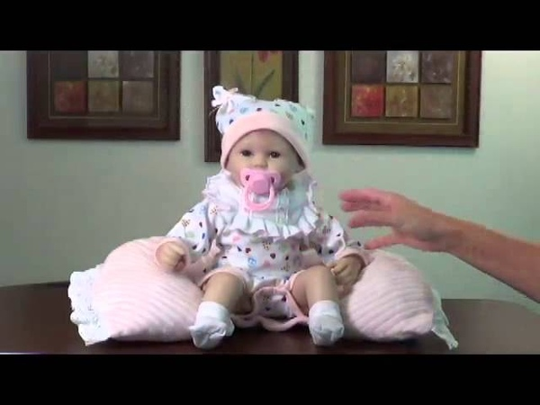 NPK Collection Reborn Baby Dolls,newborn Dolls Simulation Doll Baby Beautiful Birthday Present 18''