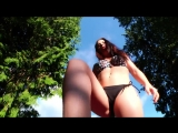 Giantess KB Outdoors POV