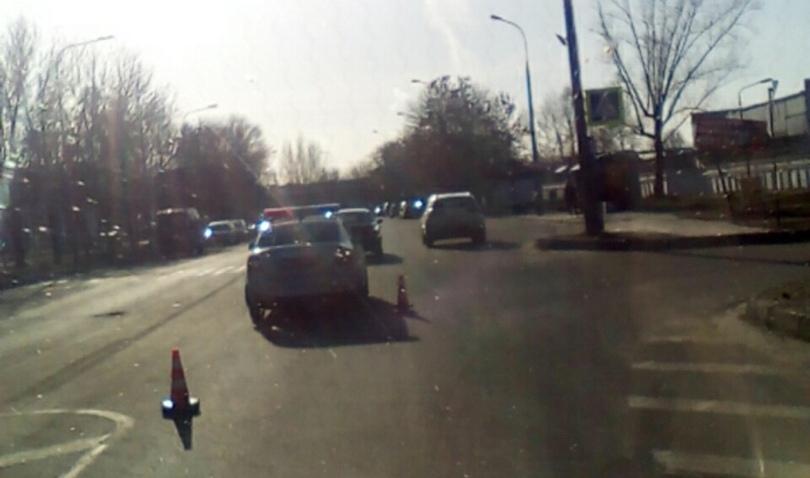 В ДТП на ул.Советской Конституции травмирована девочка-пешеход