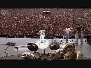 Реставрированная версия концерта Queen - Live Aid 1985 - Definitive Restoration