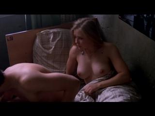 Голая Юлия Пересильд - Однажды в провинции (фильм, 2008)