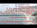 Испанский язык Урок 15/29. Сослагательное наклонение. Modo subjuntivo. Глаголы 2 группы. Шипилова.