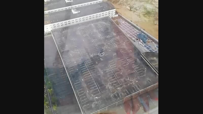 Вид с 42 этажа