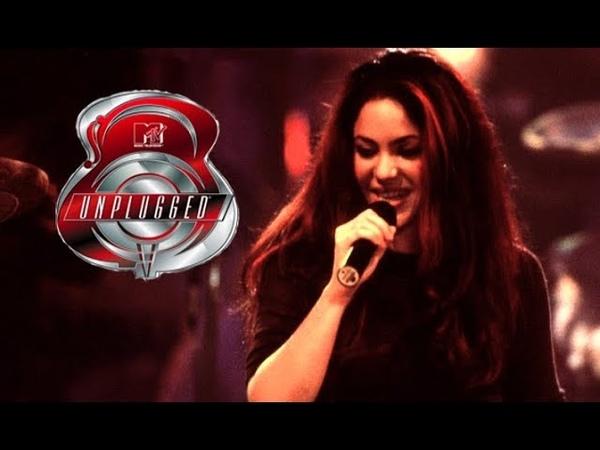 Shakira - MTV Unplugged [COMPLETO] [DVD-Rip] HD