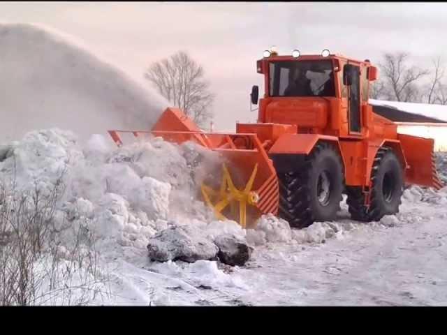 Фильм про трактор К-707Т (К-700 и К-701). Балтиец - Снегоуборщик . » Freewka.com - Смотреть онлайн в хорощем качестве