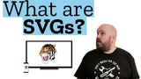 What are Scalable Vector Graphics (SVG) & how are they special? | Web Demystified, Episode 4 || Mozilla Hacks