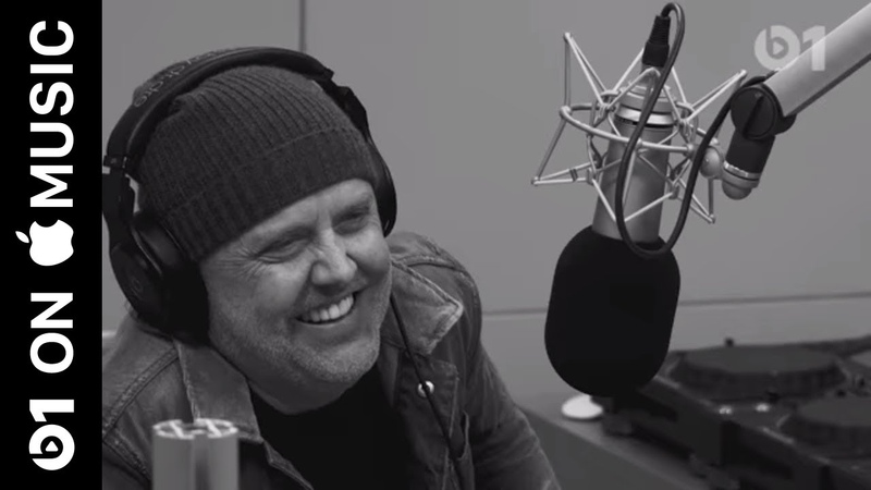 Noel Gallagher and Lars Ulrich: Reflecting on Oasis [CLIP] | It's Electric! | Apple Music