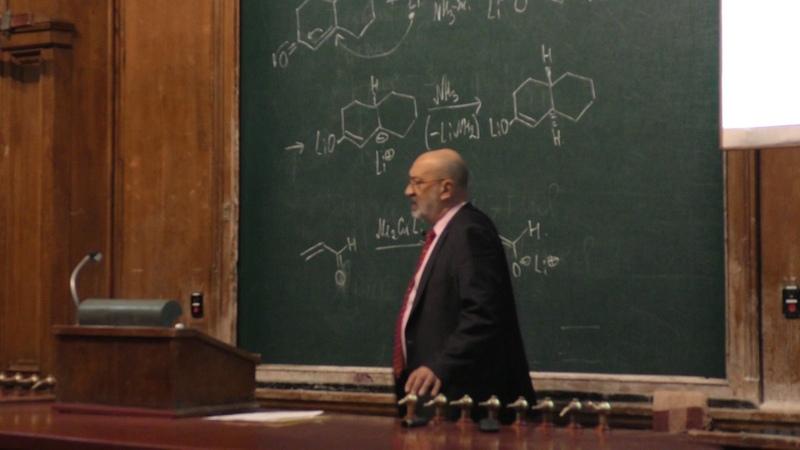 Органическая химия 4 курс. Профессор Дядченко Виктор Прохорович (Лекция 22)