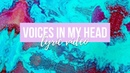 Ashley Tisdale - Voices In My Head (Official Lyric Video)