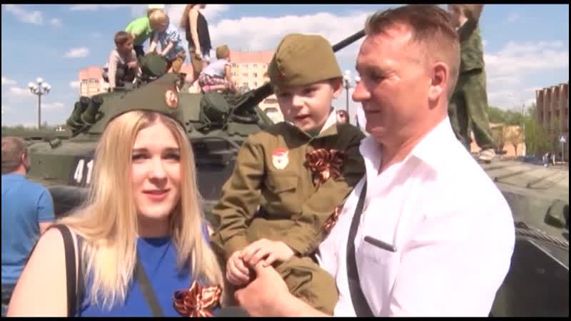 День Победы. Наро-Фоминск