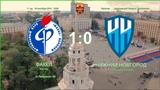 Факел - Нижний Новгород - 1:0. Олимп-Первенство ФНЛ-2018/19. 11-й тур