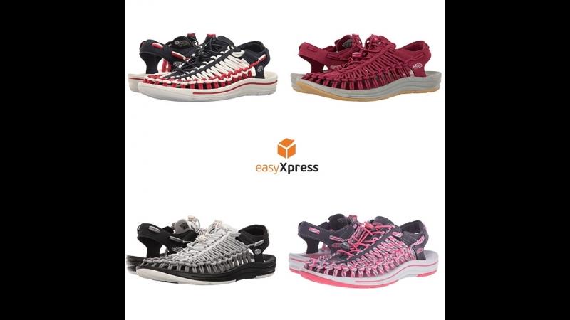 Хіт! Сандалі-кросівки від KEEN