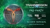 Sean Tyas - Live At Insanity Bangkok (Transmission Pre-Party) 16-MAR-2018