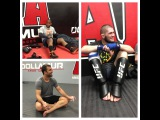 TheSHOOT! The boys at AmericanKickBoxingAcademy have a laugh on who is still Undefeated.