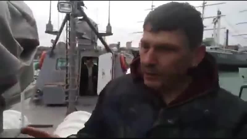 Посмотрим, кто кого украинский пропагандон пугает Россию новыми катерами. Военторг приехал