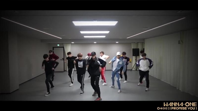 Wanna One (워너원) - BOOMERANG(부메랑) Practice Ver