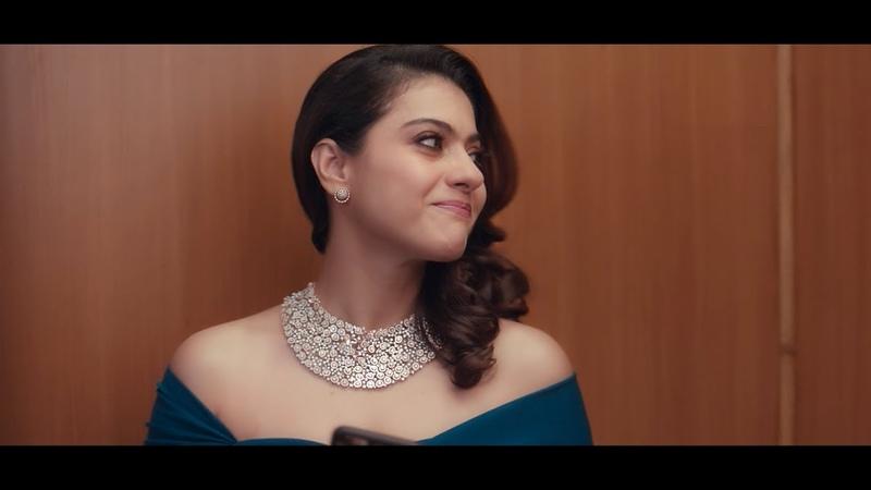 Kajol shines with stunning Joyalukkas Diamond jewellery