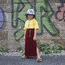 7-летняя икона стиля из Японии своими образами показывает…