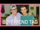 The Boyfriend Tag ft Troye Sivan Tyler Oakley