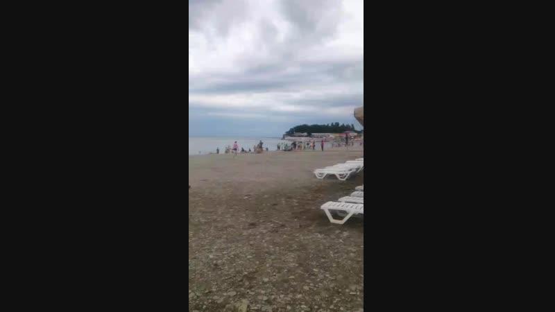 с Дивноморское пляжи