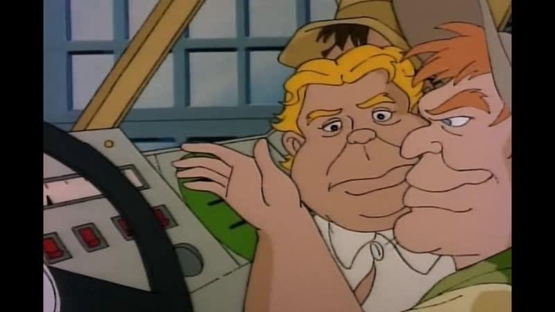 Машина у нас экстра класса! - TMNT (1987)